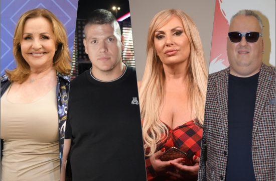 Ana Bekuta, Dejan Matic, Sloba Radanovic i Elma Sinanovic
