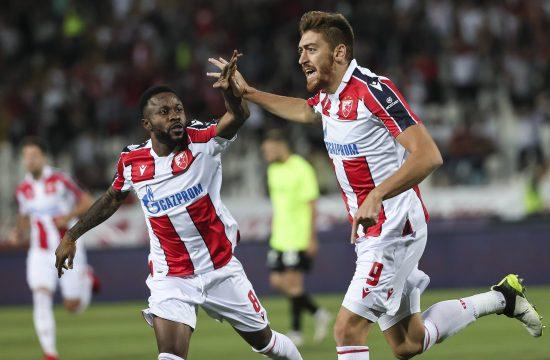 FK Crvena zvezda, Kluž, Milan PAvkov