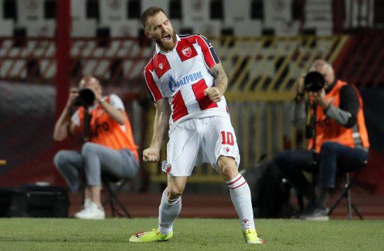 FK Crvena zvezda, FK Kluž, Aleksandar Katai