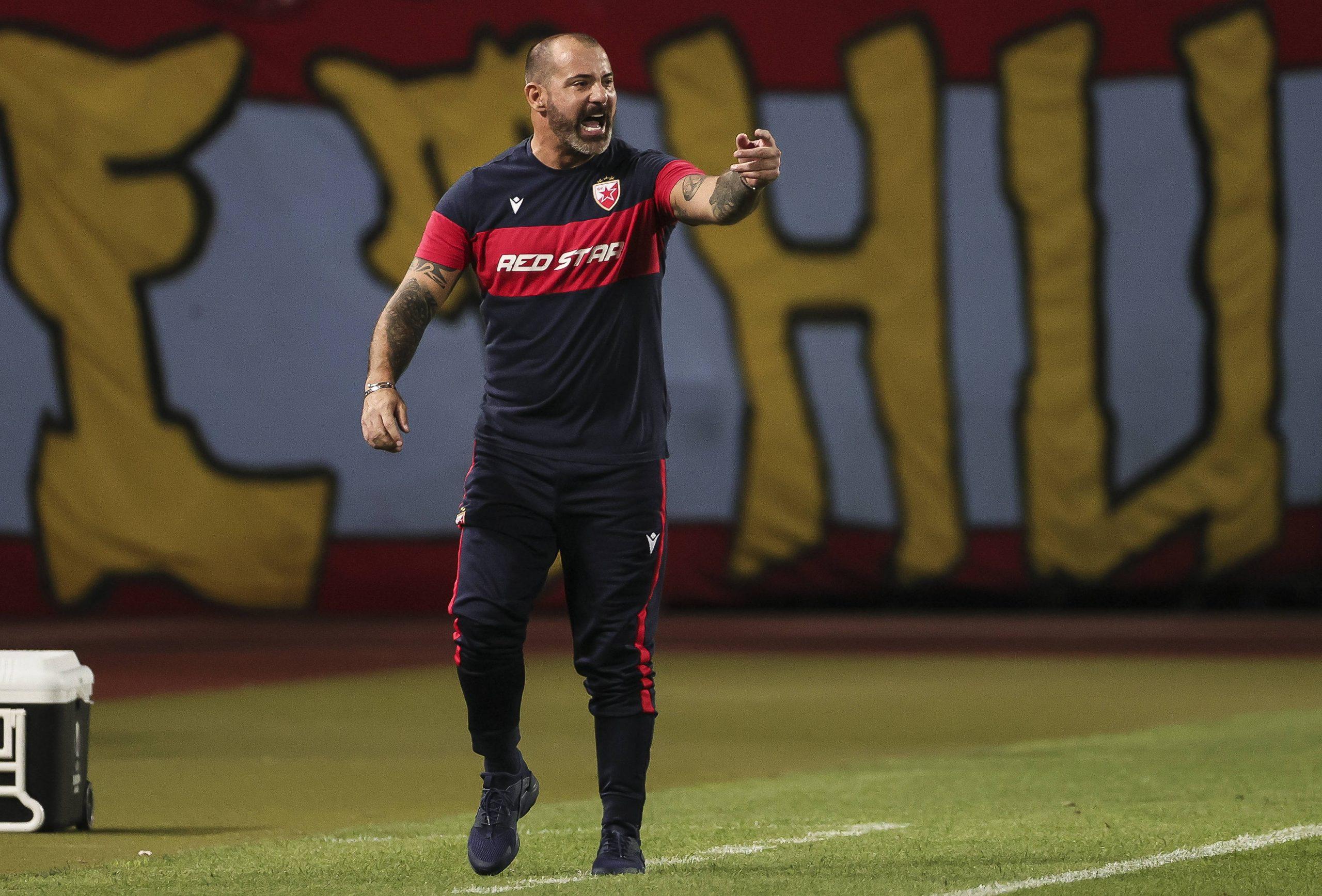FK Crvena zvezda, FK Kluž, Dejan Stanković