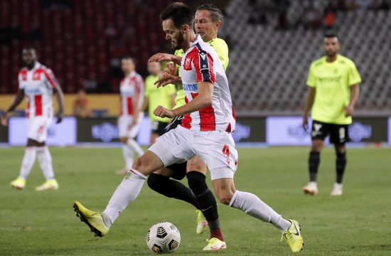 FK Crvena zvezda, FK Kluž, Mirko Ivanić