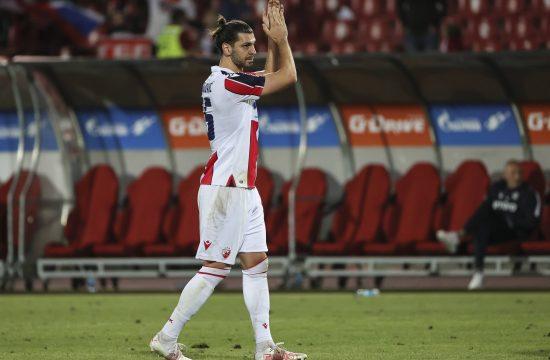 FK Crvena zvezda, FK Kluž, Aleksandar Dragović