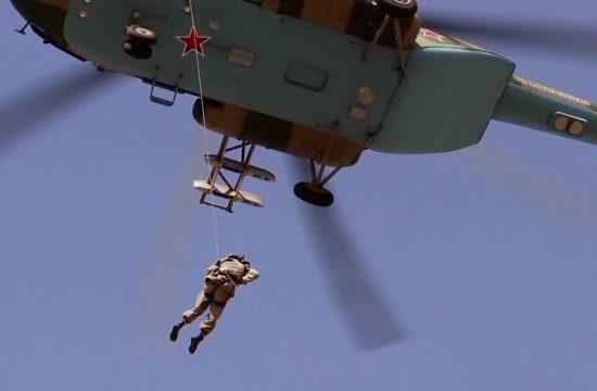 rusija vojska vezbe vojska