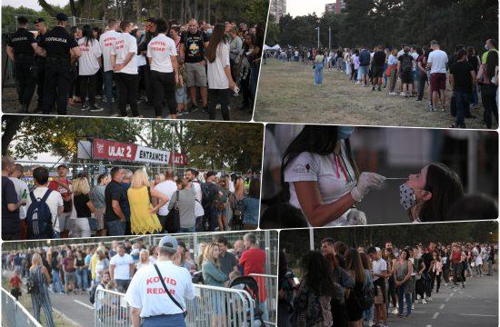 Muzicki festival Belgrade Beer fest 2021
