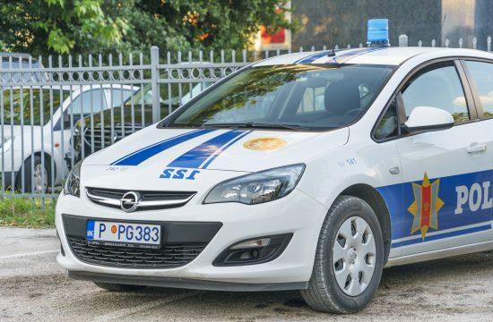 Crna Gora, policija Ilustracija