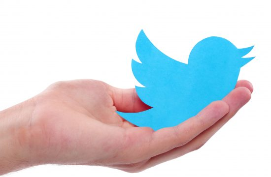 Tviter, Twitter, logo