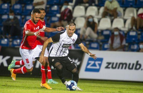 Santa Clara vs Partizan
