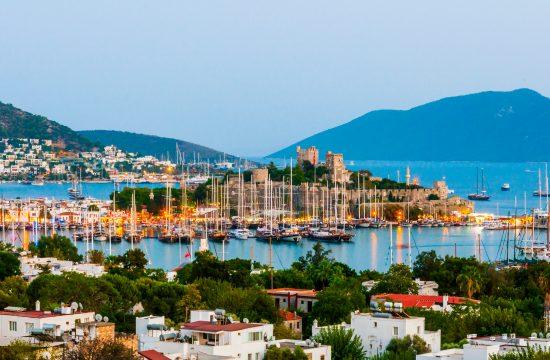Bodrum Turska