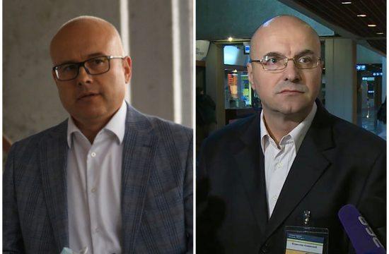 Miloš Vučević i Borislav Novaković