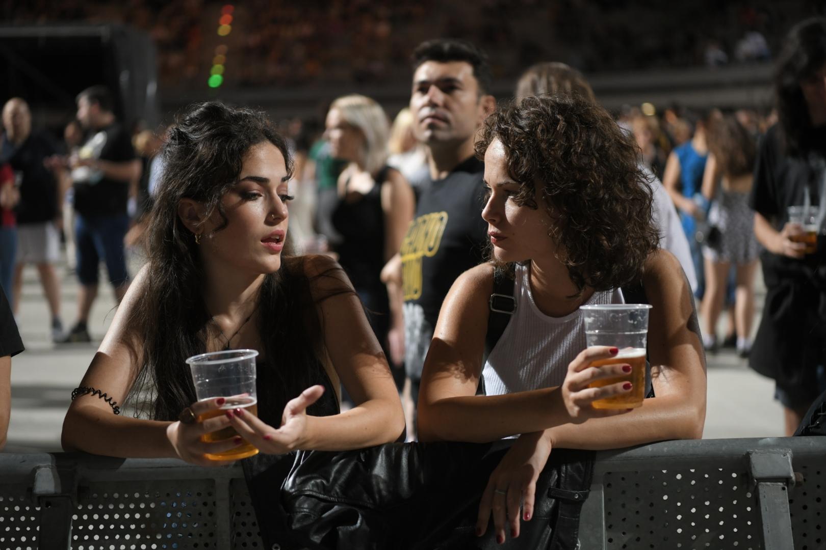 Koncert grupe Hladno pivo na stadionu Tašmajdan, Stadion Tašmajdan