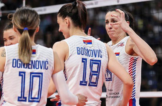 Odbojka, Srbija, Francuska, Evropsko prvenstvo