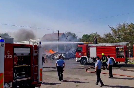 Požar u Banjaluci