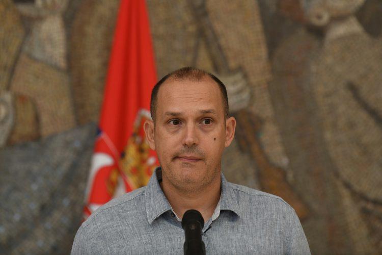 Zlatibor Lončar, ministar zdravlja, sastanak sa direktorima kovid bolnica