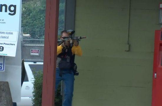 Portland pucnjava