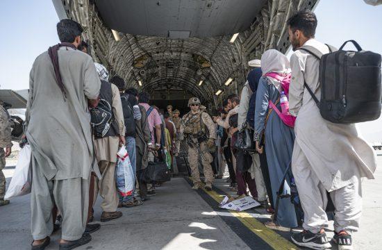 Aerodrom Hamid Karzai Kabul