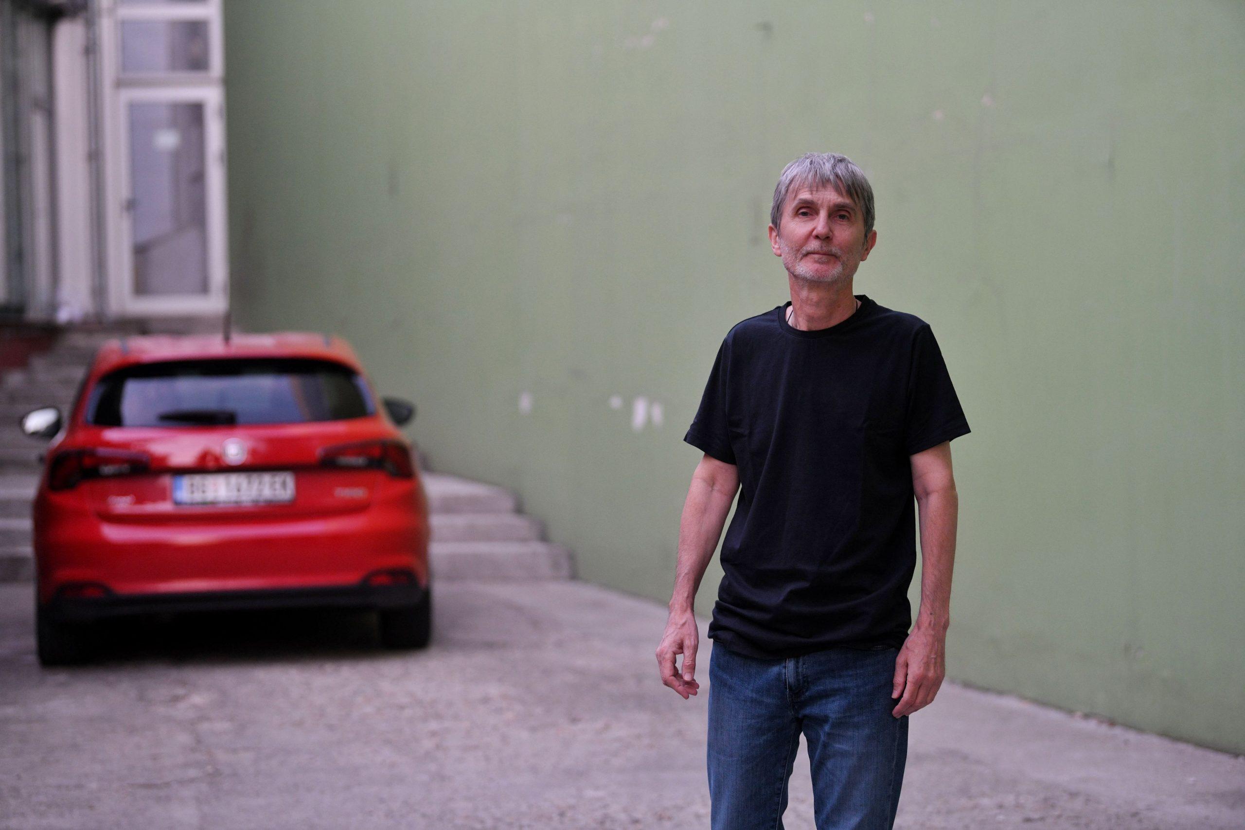 Nebojsa Antonijevic Anton