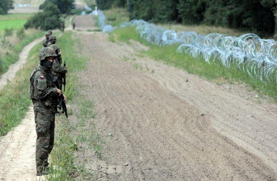Poljska granica Belorusija