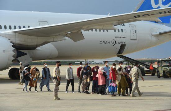 Izbeglice Avganistan Madrid Spanija