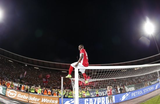 Gelor Kanga, FK Crvena zvezda