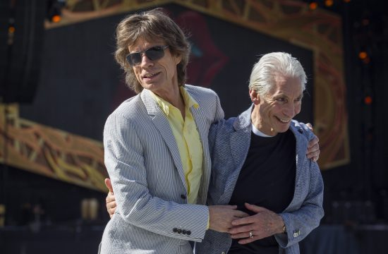 Charlie Watts Čarli Vots bubnjar preminuo umro Rolling Stones