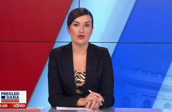 Jelena Obućina, emsija Pregled dana