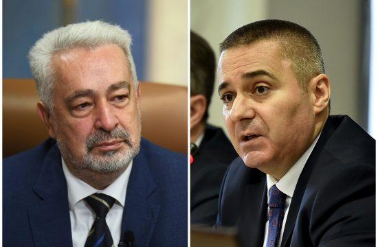 Zdravko Krivokapić i Veselin Veljović