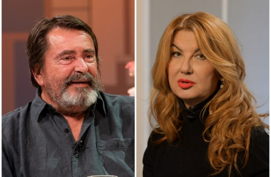 Milan Lane Gutović i Vesna Dedić