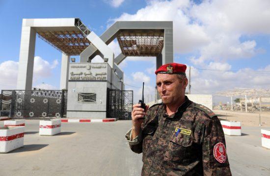 Rafa, granični prelaz, Egipat, Palestina, Gaza,