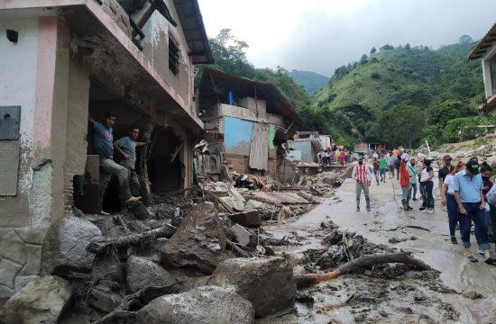 Venecuela poplave
