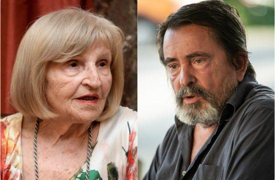 Mira Banjac i Milan Gutovic