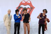 Čarli Vots, Roni Vuds, Mik Džeger i Kit Ričards The Rolling Stones