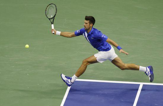 Novak Đoković US Open