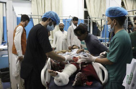 Avganistan Kabul napad