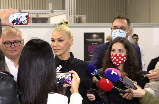 Nataša Bekvalac Zabrana Nastupa
