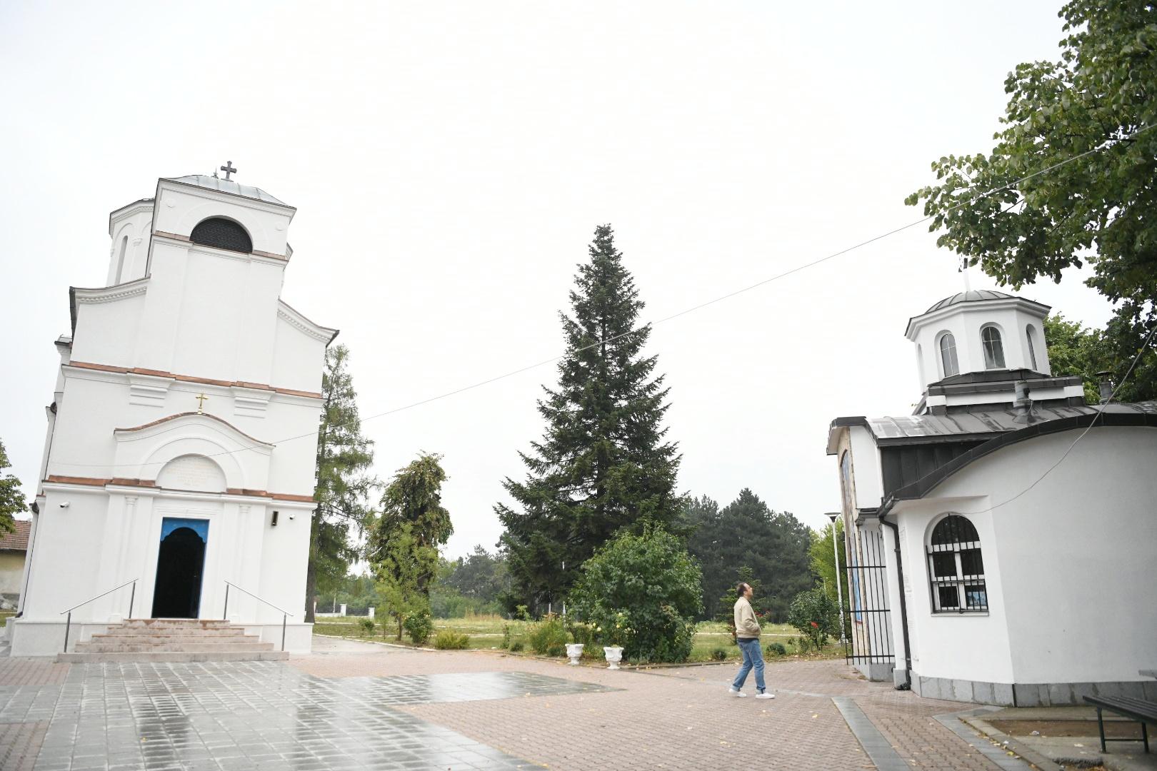 Crkva Svete Trojice u Kumodrazu Kumodraz