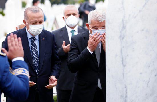 Redzep Tajip Erdogan Sarajevo