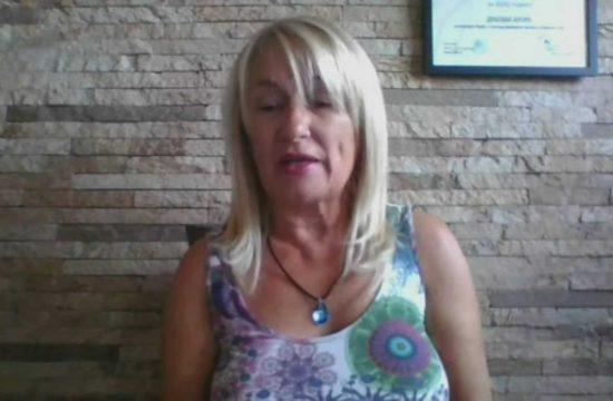 Dragana Arsić, Odbranimo šume Fruške Gore