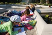 Hrvatska, deca, đaci, djaci prvaci