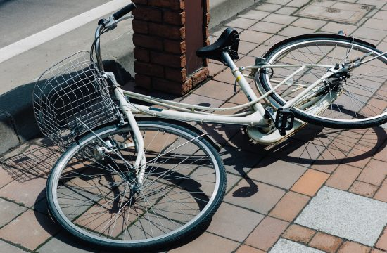 bicikl u saobraćaju