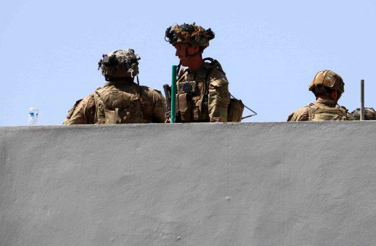 Avganistan americka vojska