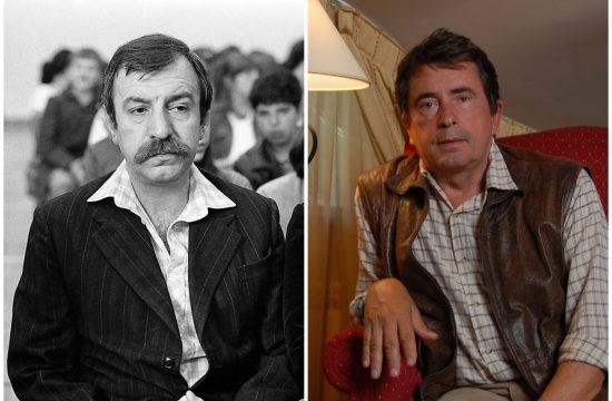 Zoran Radmilović i Milan Lane Gutović