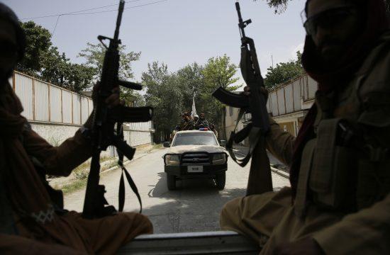 Talibani Kabul Avganistan