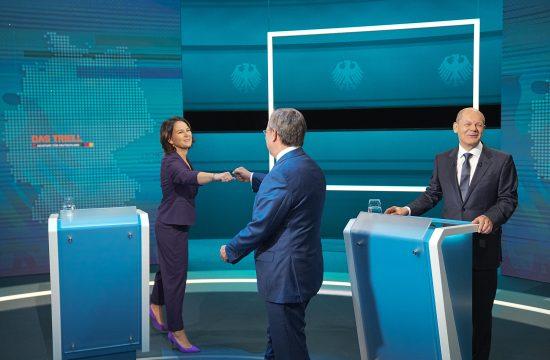 Nemacka debata novi kancelar