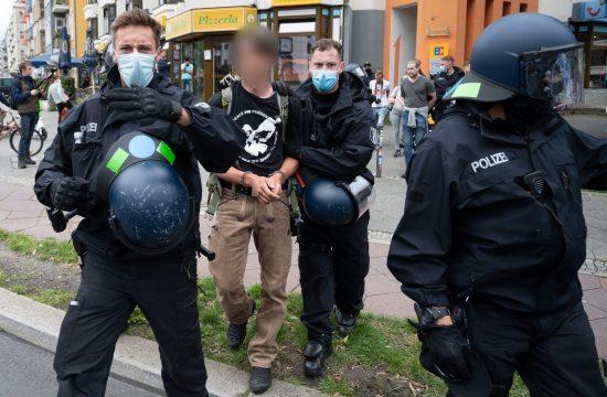 Nemacka Berlin protest