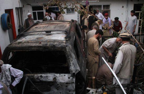 Eksplozija u Kabulu, poginulo troje dece