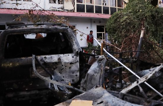 Kabul Avganistan eksplozija