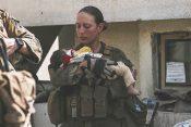 Avganistan, žena marinac, Nikol Dži,