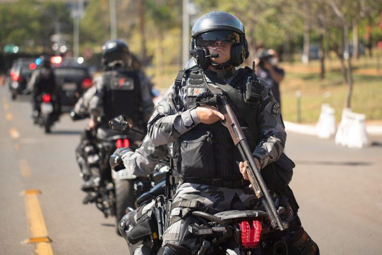 Brazil, policija