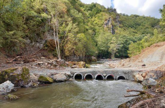 Ušće na Ibru, protest zbog izgradnje mini hidroelektrane na reci Studenici, reka Studenica, MHE, protest