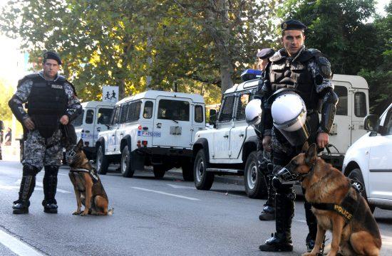 Policija, Crna Gora